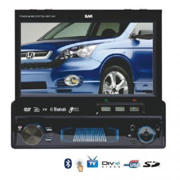 CAR /DVD RET. BAK BK-7887 BT /TV