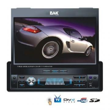 CAR /DVD RET. BAK BK-7866 TV