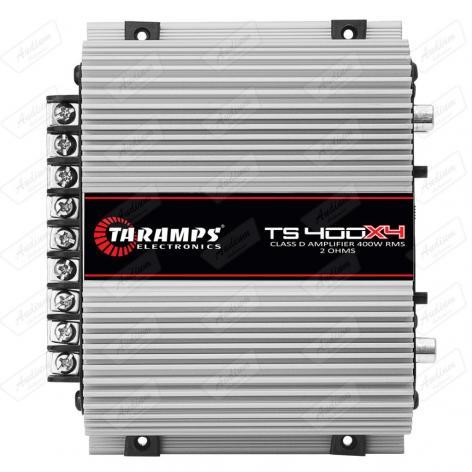 MODULO *TARAMPS TS-400X4  2OHMS (4CH X 100RMS)
