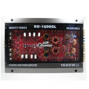 MODULO BUSTER BB-1600 GLN    4CH   1600W