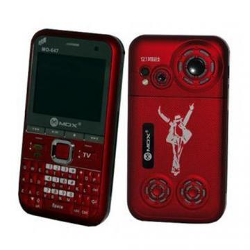 CEL MOX MO-647 3CH /VERMELHO
