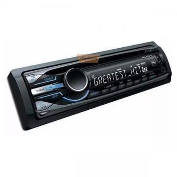 CAR /CD SONY CDX GT600 (2RCA /RED-ORANGE /52W) USB