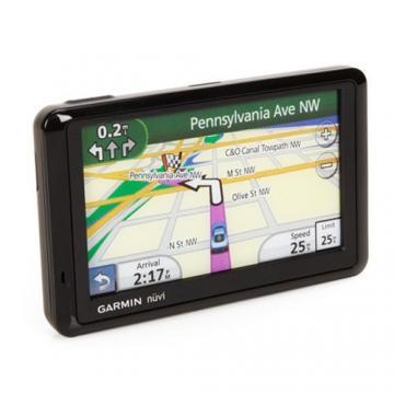 GPS GARMIN NUVI 1390T PRATA /4.3 /RECON