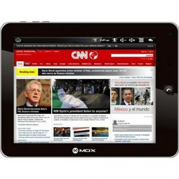 TABLET MOX 830 8 /CAM /4GB /WF /ADSL /GRIS