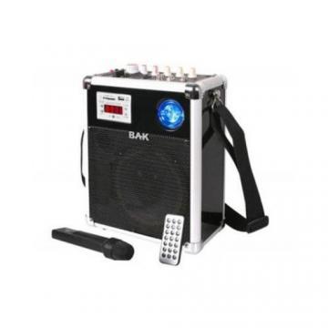 CAIXA AMP BAK BK-S880K FM /USB /SD  12000W