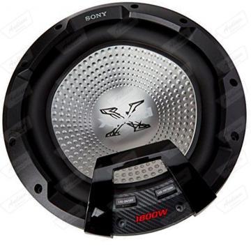 SUB SONY XS-LEDW12 1800W *420 RMS* LED MULTICOLORS 4OHMS  S /GARANTIA
