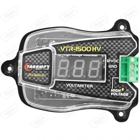 VOLTIMETRO *TARAMPS VTR-1500 (HV)