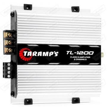 MODULO *TARAMPS TL-1200   2OHMS   260RMS (2CH X 130RMS)