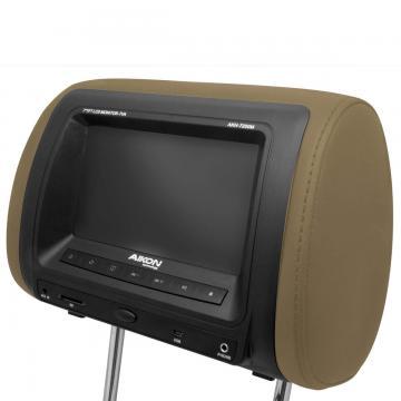 TELA ENCOSTO AIKON 7 AKH-7300M IR /USB /SD /HD /TVD 3 CORES