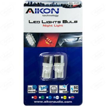 LED AIKON AKL-2149 MEIA LUZ /PINGO  S /GARANTIA