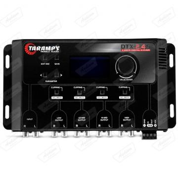 CROSSOVER TARAMPS DTX-2.4S DIGITAL
