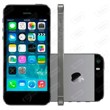CEL IPHONE 5S PRETO 16GB
