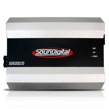 MODULO SOUNDIGITAL SD5000.1D (2R)  5000RMS