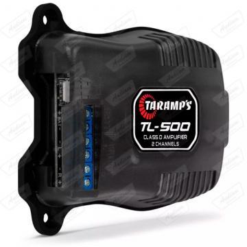 MODULO *TARAMPS TL-500  2CH (2X50RMS 2OHMS) CARCACA QUEBRADA