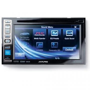 CAR /DVD ALPINE 2DIN IVE-W555BT