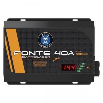 FONTE JFA F40A P /2000W RMS