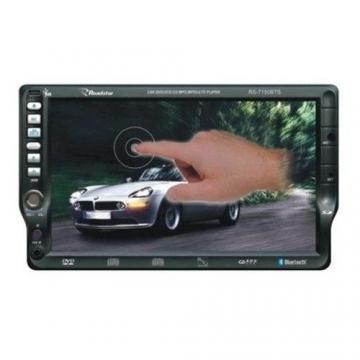 CAR /DVD RET. ROADSTAR RS-7760BTV TV /BT /USB /SD