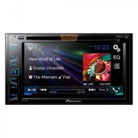 CAR /DVD PIONEER *AVH-275BT 6.1BLUETOOTH