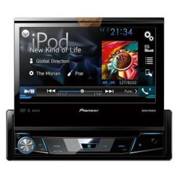 CAR /DVD RET. *PIONEER AVH-X7750TV 7BLU+TV DIGITA