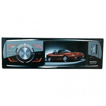 CAR /DVD * AIKON AKDV-3500R 3.5USB /ILUM. VERM