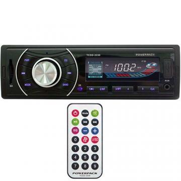 CAR /AUDIO POWERPACK TCSD-3330    (PRETO)