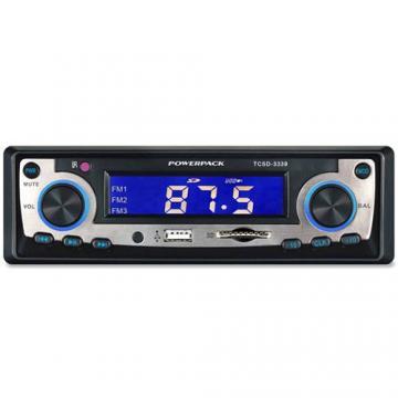 CAR /AUDIO POWERPACK 3339 S /C     (PRETO)