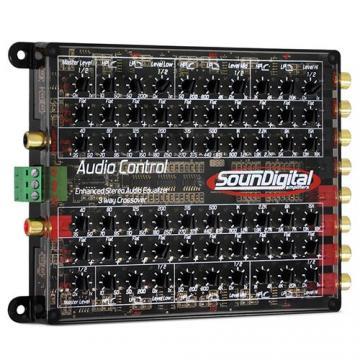 EQUALIZADOR SOUNDIGITAL AUDIO-CONTROL