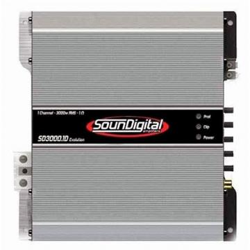 MODULO SOUNDIGITAL SD3000-1 2OHMS BLACK