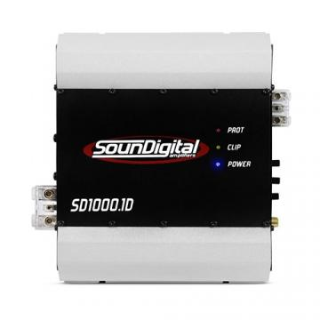MODULO SOUNDIGITAL SD1000.1D 2OHMS