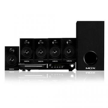 HOME THEATER MOX MO-H4900 5.1CH DVD /USB /FM
