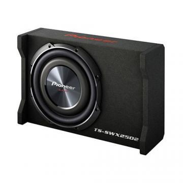 CAIXA CAR PIONEER TS-SWX2502 10 SLIM 1200W /300RMS