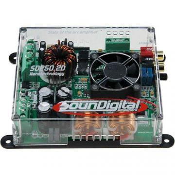 MODULO SOUNDIDITAL SD250.2D 2 CANAIS