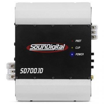 MODULO SOUNDIGITAL SD700.1D 2 OHMS