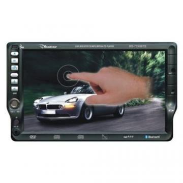 CAR /DVD ROADSTAR RS-7760GIC GPS /TV DIG 2 DIN