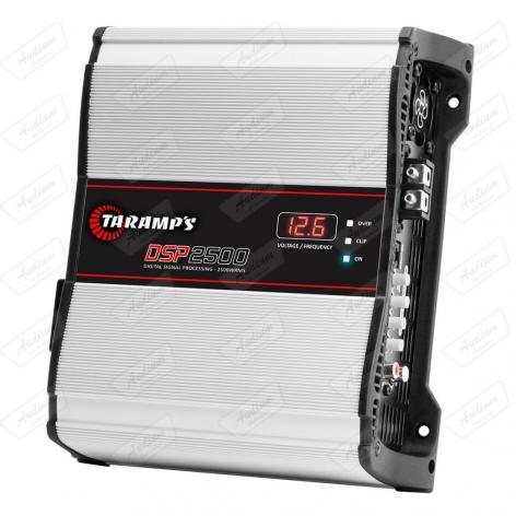 MODULO *TARAMPS DSP-2500  1OHM  2500RMS 1CH