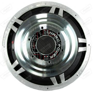 SUB HARD POWER 15 HP-2550  4OHMS   2550RMS