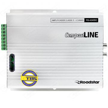 MODULO ROADSTAR RS-4240DC    (4CH) 2000W