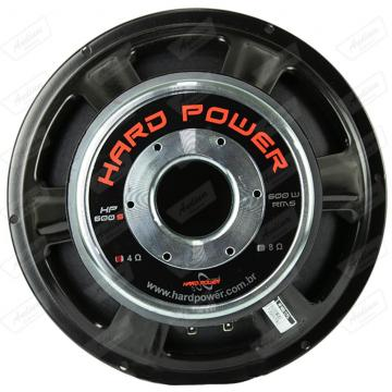 SUB HARD POWER 12 HP-600S  4OHMS 600RMS