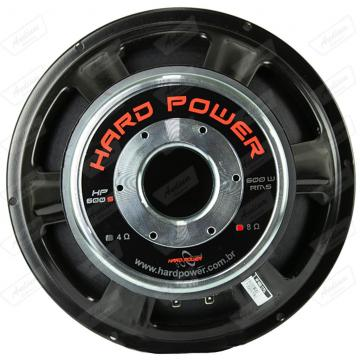 SUB HARD POWER 12 HP-600 8OHMS 600RMS