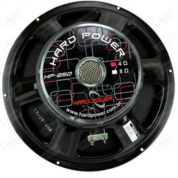 SUB HARD POWER 15 HP-250 4OHMS 250RMS