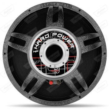 SUB HARD POWER 15 HP-3250-BK 4OHMS 3250RMS