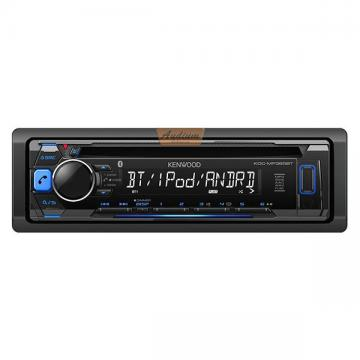 CAR /CD KENWOOD KDC-MP365BT  (USB /2RCA /BT /SAI.SUB)