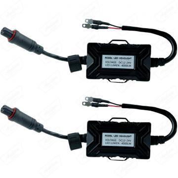 XENON **LED SKANNEN H3  12 /24V(4000LM) 6500K  S /GARANTIA