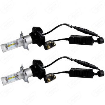 XENON **LED SKANNEN H4(BI)12 /24V (4000LM) 6500K  S /GARANTIA