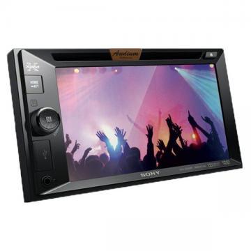 CAR /DVD SONY XAV-W650BT  (3RCA /6.1 /55W)  BLUETOO