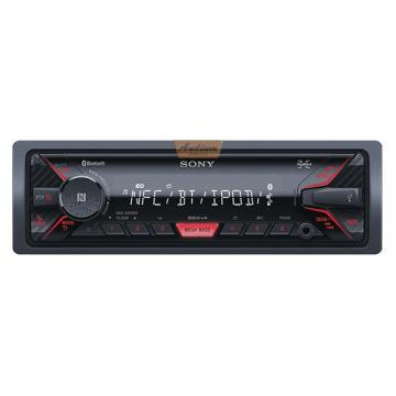 CAR /AUDIO SONY DSX-A400BT BLUE (CONT /2 PRE OUT)