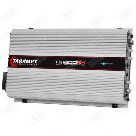 MODULO *TARAMPS TS-1200X4 2OHMS (4CH X 300RMS)