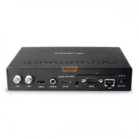 RECEPTOR FTA AZAMERICA S1007 IPTV ON DEMAND WIFI