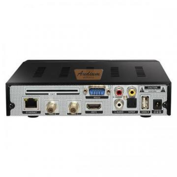 RECEPTOR FTA GIGABOX GS-1100 +WIFI