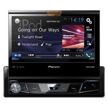CAR /DVD RET. *PIONEER AVH-X7850BT 7+BLUE+RETRA